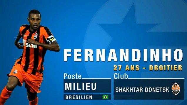 Fernandinho, première recrue de Manchester City ?
