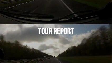 Checkmate - Tour report april-may 2012