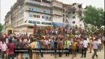 Bangladesh : violents affrontements entre... - no comment