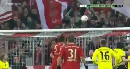 Bayern Munchen – Borussia Dortmund 1 – 0