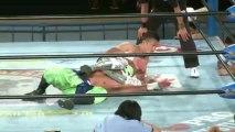 08. Yoshinobu Kanemaru (c) vs SUSHI - (AJPW 04/26/13)