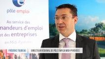 Entretien Frédéric Toubeau (Pole Emploi Midi-Pyrénées), Convention pour l'Emploi Val Tolosa