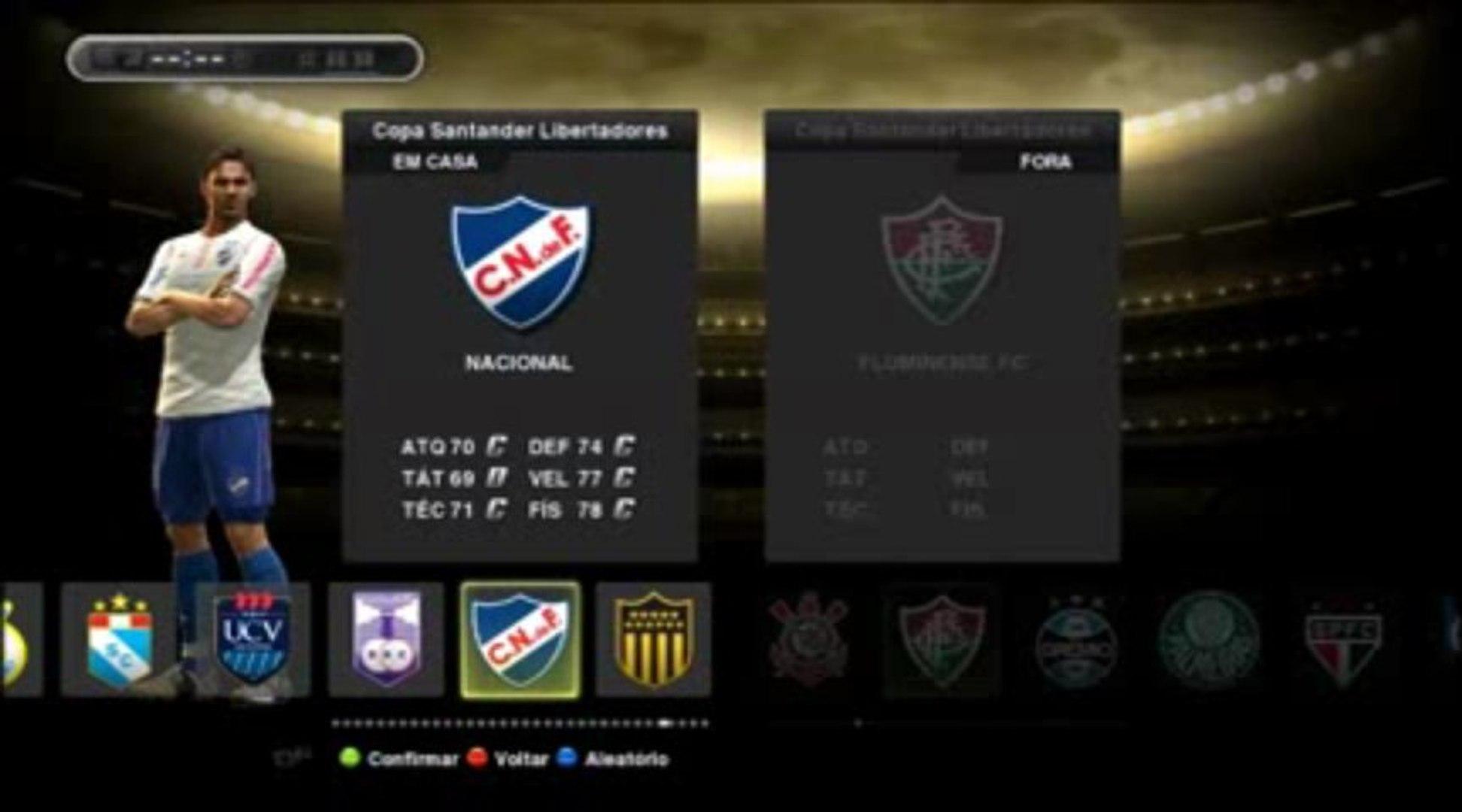 Libertadores 2013 !!!! - DLC 5.0 + Patch 1.04 para PES 2013 + Notícia sobre PES 2014 may 2013 Workin