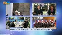 Merkel : pourquoi cesser les attaques ? dans Les décodeurs de l'éco - 30 avril 3/5