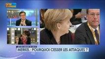 Merkel : pourquoi cesser les attaques ? dans Les décodeurs de l'éco - 30 avril 2/5