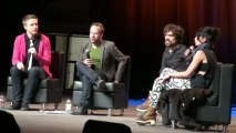 Lena Headey & Peter Dinklage: Game of Thrones Panel - Calgary Expo - April 28, 2013 - Pt. 2/4