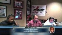 Phil Davis on MMAjunkie.com Radio