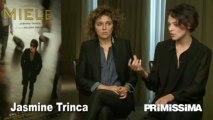 Intervista a Jasmine Trinca ed a Valeria Golino regista del film Miele