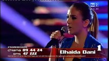 Elhaida Dani - All by myself (The Voice of Italy)