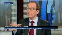 Laurent Bigorgne sur LCI invité de la matinale jeudi 2 mai