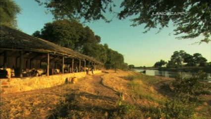 Ruaha River Lodge  Ruaha National Park  Tanzania