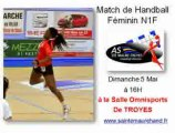 Match Sainte Maure-Troyes Vs Vesoul  (Championnat N1F)  - 05052013