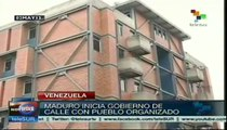 Presidente Maduro entregará 300 viviendas en estado Miranda