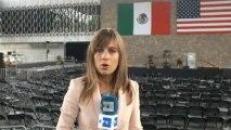Informe a cámara: Obama llama a México a trabajar de la mano con Estados Unidos