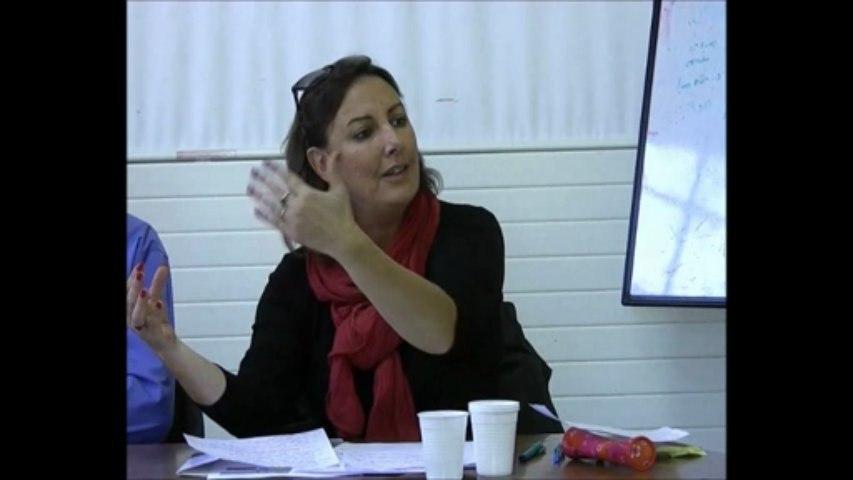 Filiere 5 - Etat des lieux des forces politiques et perspectives - Front De Gauche - UA M'PEP 2012   Godialy.com