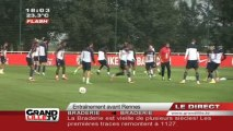 Foot / Ligue1 : Lille - Rennes (l'avant-match)