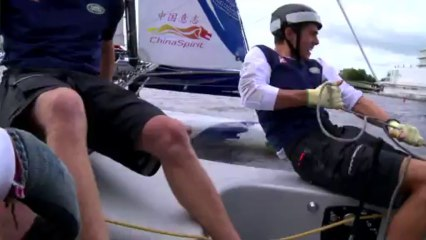 Onboard with British & Irish Lions Sam Warburton and Alex Cuthbert