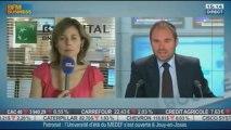 La baisse des rachats d'actifs de la Fed et la montée de Bouygues en bourse: Isabelle Enos dans Intégrale Bourse – - 28/08