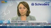Les marchés financiers fragilisés par la crise syrienne : Virginie Maisonneuve, dans Intégrale Bourse - 28/08