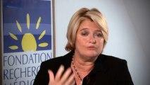 Journées de la Fondation pour la Recherche Médicale 2013 : l'appel de Thierry Lhermitte et Marina Carrère d'Encausse