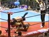 Genichiro Tenryu (c) vs Jumbo Tsuruta - (AJPW 10/11/89)