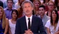 Regardez les excuses d'Antoine de Caunes au grand journal de Canal+