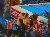 Hulk Hogan & Stan Hansen vs Bob Backlund & Dusty Rhodes (2ème partie)