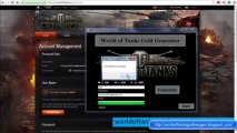World Of Tanks Gold Generator - World Of Tanks Gold Hack [2013] [With Proof]