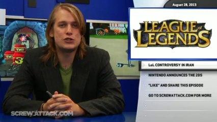 Final Fantasy XIV, League of Legends, Nintendo 2DS - Hard News