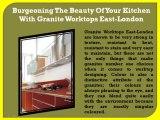 Granite Worktops East-London
