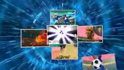 Trailer Inazuma Eleven Go Galaxy de Inazuma Eleven Go Galaxy