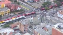 Intensification des manifestations en Colombie