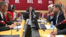 Les profs, Moscovici au Medef, Hollande de retour à Florange et la Syrie