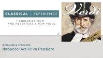 Giuseppe Verdi : Nabucco : Act III : Va Pensiero