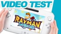 Vidéo Test Rayman Legends sur Wii U