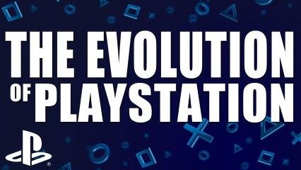 Evolution des graphismes de la PS1 à PS4 - Vidéo Dailymotion