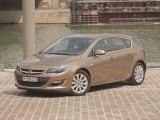Essai Opel Astra 1.7 CDTi 130 Cosmo 2013