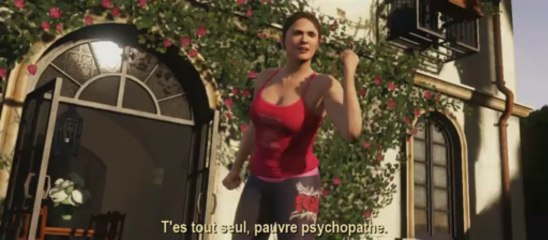 Grand Theft Auto 5 : Trailer du 29/08 en français de Grand Theft Auto V