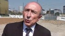 Gérard Collomb: le réseau de transports en commun du Grand Lyon est passé de l'étoile à la toile