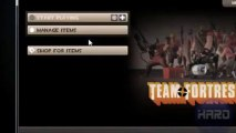 How to get free items on Team Fortress 2 - video dailymotion
