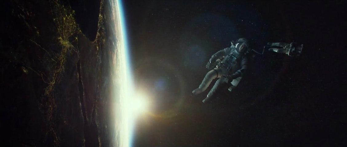 Gravity (bande-annonce teaser vo)