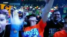 Money In The Bank 2011 CM Punk vs John Cena Promo WWE Championship