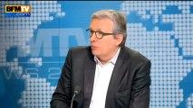 """Pierre Laurent: """"il faut arrêter l'austérité"""" - 05/05"""