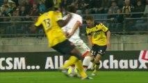 FC Sochaux-Montbéliard (FCSM) - FC Lorient (FCL) Le résumé du match (35ème journée) - saison 2012/2013