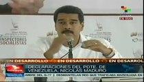 Siglo XXI es de Siglo de la liberación: Nicolás Maduro