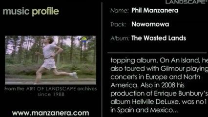 Phil Manzanera Music Profile