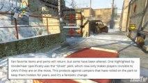 Black Ops 2 - NEW GHOST PERK in BO2 (Ghost 2.0 Online Multiplayer Change)
