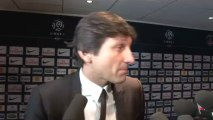 PSG-Valenciennes (1-1) : Leonardo ne comprend pas l'arbitrage
