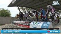 Finale Minimes Garçons Coupe de France BMX Mours Romans