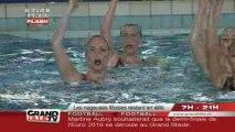 Natation Synchronisée : Championnats de France à Lille